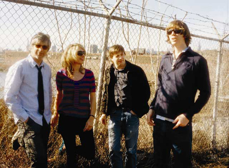 Sonic Youth - free agents